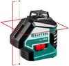 Нивелир лазерный KRAFTOOL LL360 #4 2х360° 20м / 70м IP54 точн. +/-02 мм / м держатель детектор в кейсе