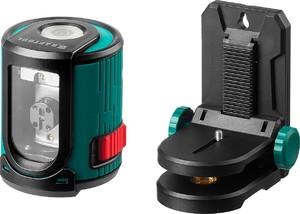 Нивелир лазерный KRAFTOOL CL 20 #2 20м IP54 точн. +/-02 мм / м держатель