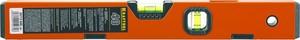 Уровень KRAFTOOL PROKRAFT-M коробч. магнит. 2 ампулы 05 мм/м 400 мм