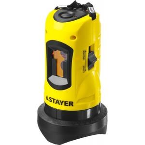 Нивелир лазерный STAYER SLL-1 10м точн. +/- 05 мм / м