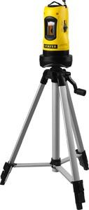 Нивелир лазерный STAYER SLL-1 10м точн. +/- 05 мм / м штатив кейс