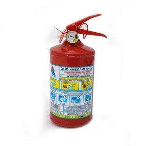 Огнетушитель порошковый ОП-1 (з) ABCЕ