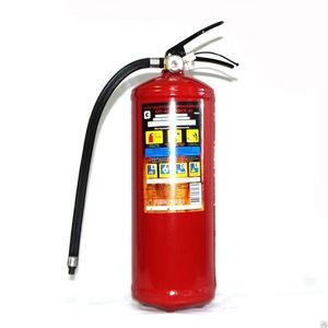 Огнетушитель порошковый ОП-4 (з) ABCЕ
