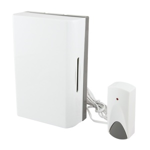 Звонок проводной, с кнопкой, 230В, электромеханический, 1 тон, IP30