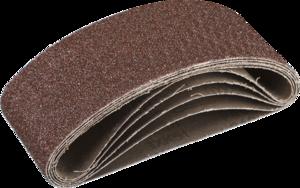 Лента шлифовальная бесконечная на тканевой основе ЗУБР СТАНДАРТ для ЛШМ P40 75х457 мм 5 шт