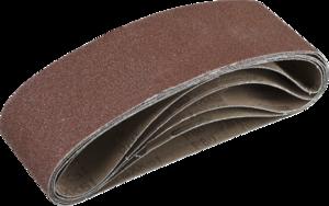 Лента шлифовальная бесконечная на тканевой основе ЗУБР СТАНДАРТ для ЛШМ P80 75х533 мм 5 шт
