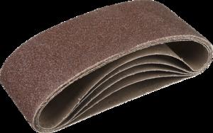 Лента шлифовальная бесконечная на тканевой основе ЗУБР СТАНДАРТ для ЛШМ P40 100х610 мм 5 шт