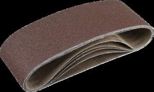 Лента шлифовальная бесконечная на тканевой основе ЗУБР СТАНДАРТ для ЛШМ P80 100х610 мм 5 шт
