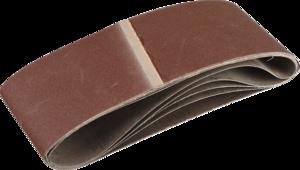 Лента шлифовальная бесконечная на тканевой основе ЗУБР СТАНДАРТ для ЛШМ P180 100х610 мм 5 шт