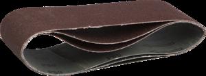 Лента шлифовальная бесконечная на тканевой основе ЗУБР МАСТЕР для ЛШМ P80 75х457 мм 3шт