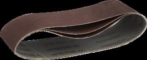 Лента шлифовальная бесконечная на тканевой основе ЗУБР МАСТЕР для ЛШМ P150 75х457 мм 3шт