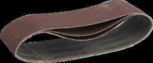 Лента шлифовальная бесконечная на тканевой основе ЗУБР МАСТЕР для ЛШМ P180 75х457 мм 3шт
