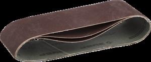 Лента шлифовальная бесконечная на тканевой основе ЗУБР МАСТЕР для ЛШМ P320 75х457 мм 3шт