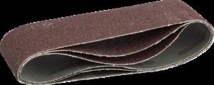 Лента шлифовальная бесконечная на тканевой основе ЗУБР МАСТЕР для ЛШМ P60 75х533 мм 3шт