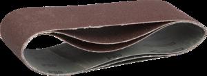 Лента шлифовальная бесконечная на тканевой основе ЗУБР МАСТЕР для ЛШМ P80 75х533 мм 3шт