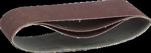 Лента шлифовальная бесконечная на тканевой основе ЗУБР МАСТЕР для ЛШМ P100 75х533 мм 3шт