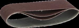 Лента шлифовальная бесконечная на тканевой основе ЗУБР МАСТЕР для ЛШМ P150 75х533 мм 3шт
