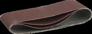 Лента шлифовальная бесконечная на тканевой основе ЗУБР МАСТЕР для ЛШМ P60 100х610 мм 3шт