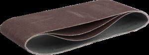 Лента шлифовальная бесконечная на тканевой основе ЗУБР МАСТЕР для ЛШМ P120 100х610 мм 3шт