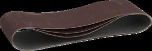 Лента шлифовальная бесконечная на тканевой основе ЗУБР МАСТЕР для ЛШМ P180 100х610 мм 3шт