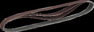 Лента шлифовальная универсальная бесконечная для ЗУБР МАСТЕР ЗШС-330 основа-х/б ткань 25х762мм Р120 3шт