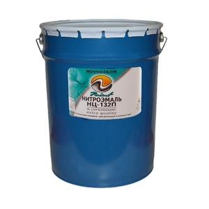 Эмаль НЦ-132 синяя ГОСТ (25 кг)