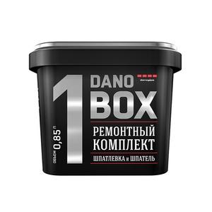 Шпаклевка для экпресс-ремонта Danogips Dano Box 1, 0,85 л