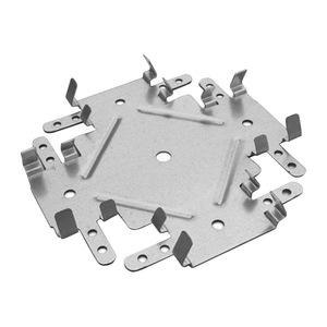 Соединитель профилей Краб 1-уровневый П60х27, 0,9 мм