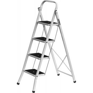 Лестница-стремянка стальная СИБИН MIRAX c широкими ступенями