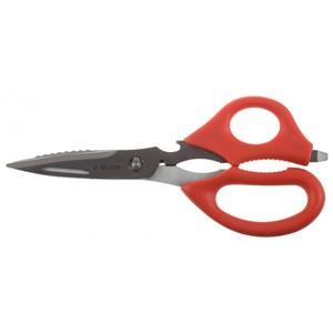 Ножницы ЗУБР МАСТЕР кухонные пластиковые рукоятки 220 мм