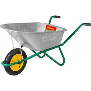 Тачка садово-строительная одноколесная 160 кг GRINDA