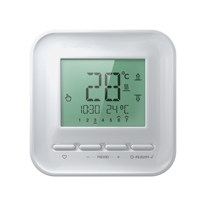 Терморегулятор Teplolux электронный TP515, белый