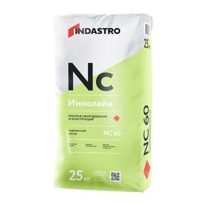 Ремонтный состав Indastro Профскрин RC45F высокопрочный зимний, 25 кг