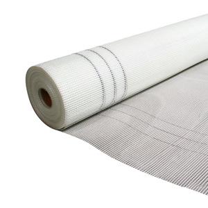 Сетка стеклотканевая Крепикс Фасад, 1800 5х4 мм, 1х50 м, 160 гр/м2