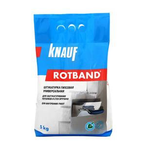 Штукатурка Knauf Rotband, 5 кг