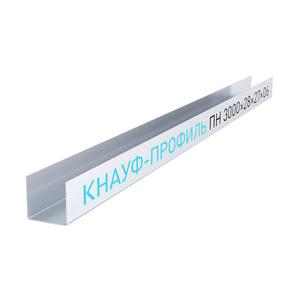 Профиль потолочный направляющий Knauf ППН 28х27, 3 м