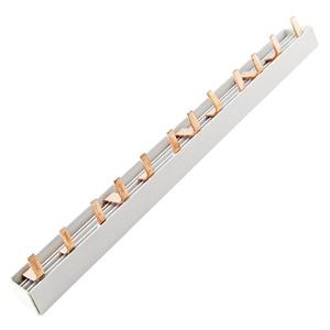 Шина соединительная тип PIN L=22 см, 63А, IP20, 3п (на 12 модулей)