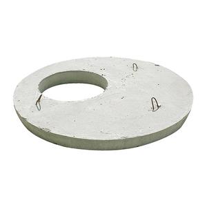 Крышка колодца ж/б 1160х150 мм (диаметр отв. 600 мм)