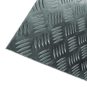 "Лист алюм. рифленый ""Квинтет"", 1200х600х1,5 мм"