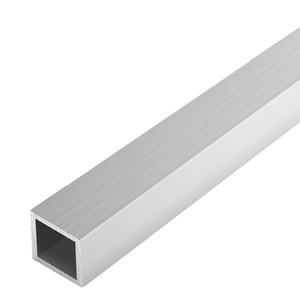 Труба квадратная алюм., 20х20х1,5 мм, 2 м