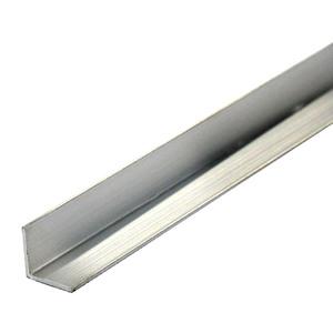 Уголок алюм., 20х20х1,5 мм, анодированный, 2 м