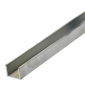Швеллер алюм., 10х10х10х1,5 мм, 2 м