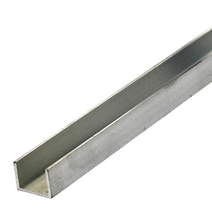 Швеллер алюм., 20х20х20х1,5 мм, 2 м