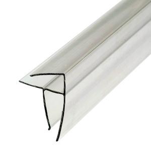 Профиль угловой для поликарбоната 8-10х6000 мм б/цв.