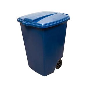 Контейнер для мусора с 2-мя колесами 620х520х740 120 л