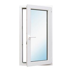 Окно металлопластик 900х600 мм поворотное правое