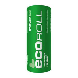 Утеплитель ECOROLL 044, рулон, 50х1220х8200 мм, 2 шт