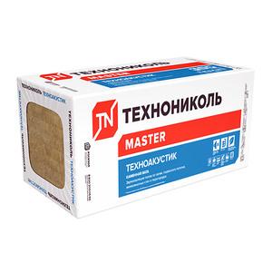 Утеплитель Технониколь Техноакустик 1200х600х50 мм, 8 шт