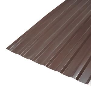 Профнастил С-20 (RAL 8017) корич. шоколад 1150х2000х0,4 мм (2,3 м2)