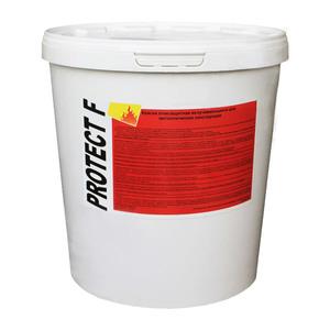Краска огнезащитная для металлич. поверхностей, светло-серая (20 кг)